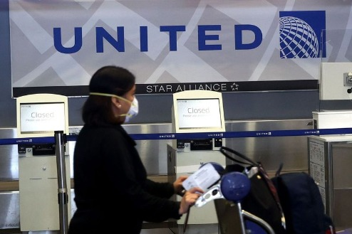 United says it may lay off 36,000 employees - World - Chinadaily.com.cn