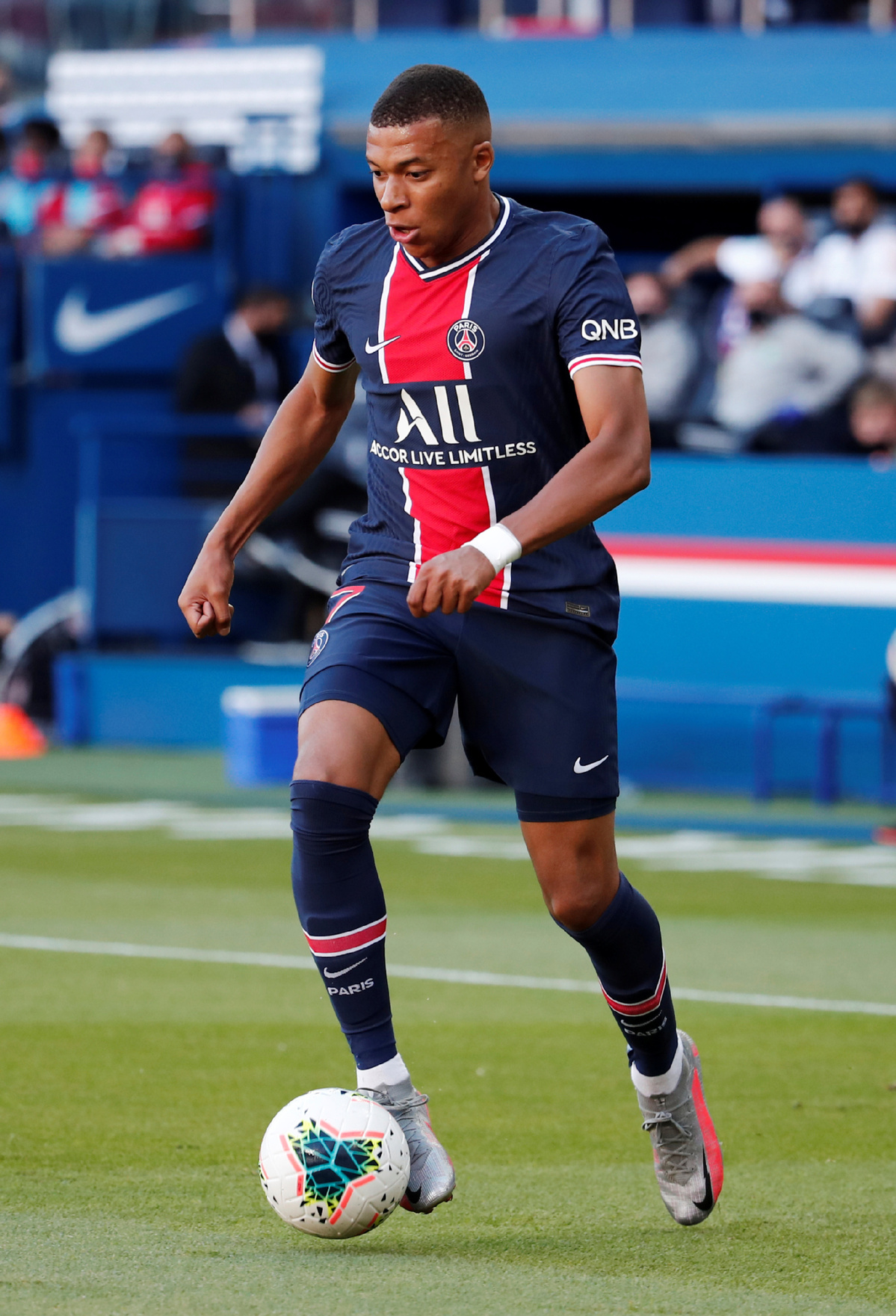 Mbappe To Stay At Psg Whatever Happens Chinadaily Com Cn