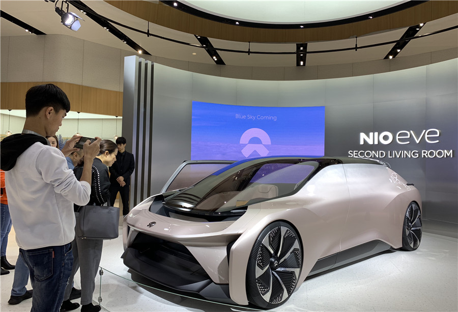 Know About NIO Global Car Sales Increased