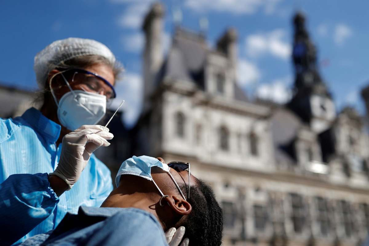 France Tightens Local Restrictions To Curb Coronavirus World Chinadaily Com Cn