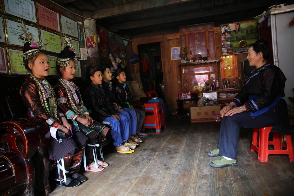 Songs Guard Culture of Dong Ethnic Group