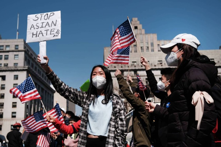 global.chinadaily.com.cn: Political barbs fuel hostility against Asians