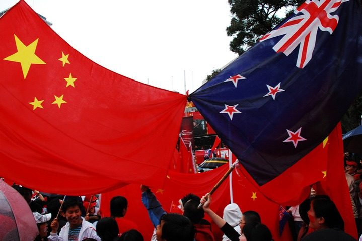 Xi eyes fruitful outcomes in ties with New Zealand